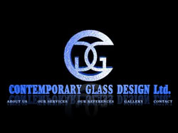 Создание сайта дизайна из стекла